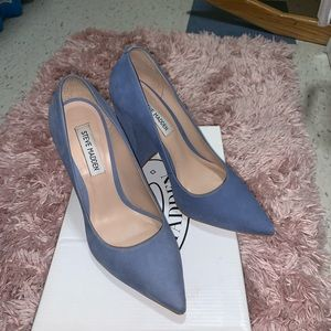 Steve Madden Prance nubuck heels